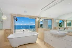Clear Bathtub Beach Themed Bathroom Tiles Clear Tempered Glass Bathtub Door