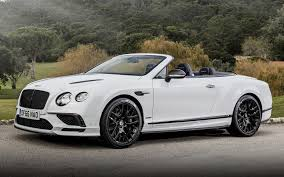 bentley continental supersports bentley continental supersports convertible 2017 wallpapers and