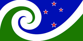 Blue And Black Striped Flag New Zealand Has 40 Ideas For A New Flag And They U0027re Awful