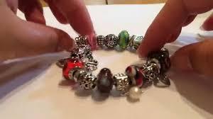 glass beads pandora bracelet images My pandora bracelet 2014 jpg