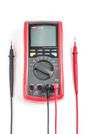 multimeter basics measuring voltage resistance and current make