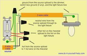 single pole switch wiring diagram davehaynes me