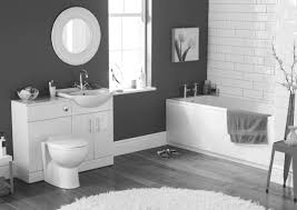 Black White Bathroom Ideas Contemporary Bathroom Ideas Grey Painted Pale Greyblue Dark Vanity