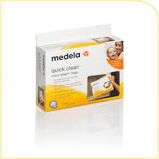 amazon com medela quick clean micro steam bags 5 count breast