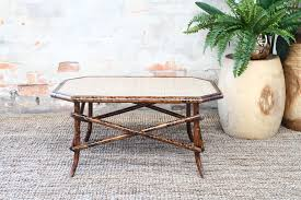 end tables and ls gypsy coffee table naturally cane rattan and wicker furniture