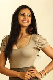 model rakul preet singh wallpapers rakul preet singh spicy photoshoot stills in biscuit colour tops