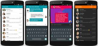android messaging apps top ten messaging apps for android the gazette review