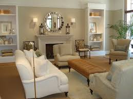 Living Room Colors Oak Trim Benjamin Moore Shaker Beige And Navajo White Trim Dining Room