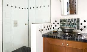 shower draft semi frameless shower screens amazing shower