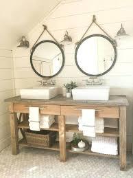 rustic bathroom cabinets vanities vanity with open shelves rustic bathroom vanity with open shelves