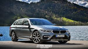 bmw a6 2017 bmw 5 series cross touring rendering is an a6 allroad