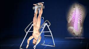 max performance inversion table hanging upside down on inversion table for good health