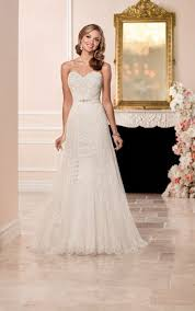 strapless wedding gowns strapless wedding dress with sweetheart neckline stella york
