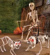 posable skeleton animatronic etcetera