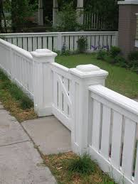 White Backyard Fence - best 25 front yard fence ideas on pinterest yard fencing front