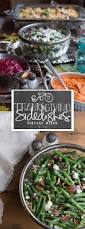 Things To Eat For Thanksgiving 25 Best Ideas About Thanksgiving Sides On Pinterest