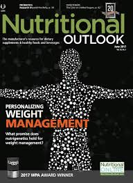 magazine nutritional outlook