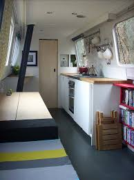 Small Boat Interior Design Ideas 60 Best Boat Interiors Images On Pinterest Canal Boat Narrow