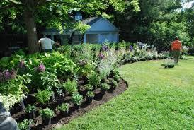 perennial garden design dirt simple