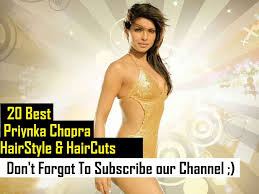 priyanka chopra haircut hairstyle names short long hairs video