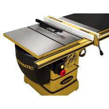 powermatic table saw model 63 pm2000 5hp 1ph table saw w 30 accu fence system rout r lift