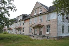 abandoned town for sale ghost towns of canada life in pleasantville