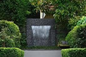 gorgeous modern garden fountains water features contemporary