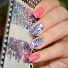 kiss 3d jewel nail art real crystals dmt135 blue stars ebay