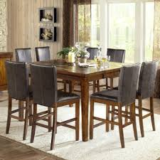 Counter Height Dining Room Table Sets by Dining Room 9 Piece Set Impressive Modest Interior Home Design