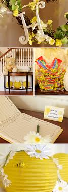 bee baby shower ideas bumblebee themed baby shower the celebration society