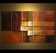 original abstract art paintings by osnat home decor abstract