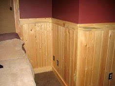 fluffyauntydi u0027s knotty pine half wall paneling this kind of