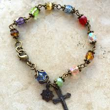 rosary bracelets rosary bracelets for sale with free shipping catholic door