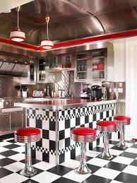 decoration annee 80 la cuisine retro u2013 vintage garantit un véritable dépaysement vers