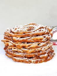 funnel cakes the bakermama