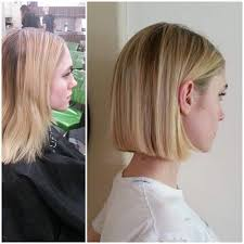 chin cut hairbob with cut in ends 50 amazing blunt bob hairstyles 2018 hottest mob lob hair