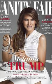 Indigo Vanity Twitter Anger As Melania Trump Featured On Vanity Fair Mexico U0027s Cover Amid
