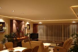 Wohnzimmer Bar Beleuchtet Deckensegel Mit Indirekter Beleuchtung Elegant Mit Deckensegel