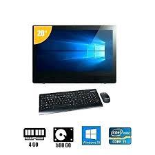 ordinateur de bureau pas chere achat pc bureau hp tout en c010nf ram achat ordinateur de bureau pas