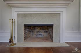 misty blue limestone fireplace surround and hearth rye marble inc
