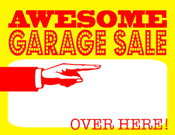 World S Longest Yard Sale Map by Diy Printable Awesome Garage Sale Signs Summer Survival