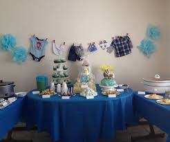 party table idea it u0027s a boy baby shower 5 steps with pictures