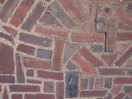 file surfaces brick wall with unstandard pattern jpg wikimedia