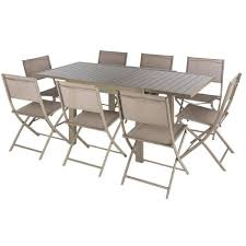 Cdiscount Meuble Salle A Manger by Table Et Chaise Taupe Achat Vente Table Et Chaise Taupe Pas
