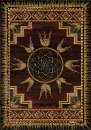 Area Rugs Southwestern Style Lodge Style Area Rugs Rug Designs