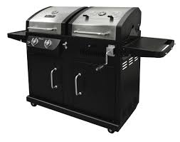Backyard Grill 5 Burner by Dyna Glo 2 Burner Propane Gas Grill With Side Shelves U0026 Reviews