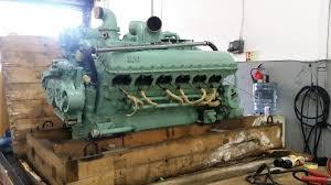 v12 engine for sale barn find of the day rolls royce v12 meteor 27 litre tank engine