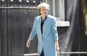theresa may has been prime minister for five days u2013 she just