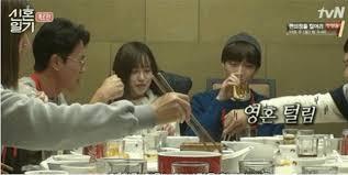 koo hye sun y su esposo goo hye sun nos habló sobre los momentos cuando encontró cosas de la