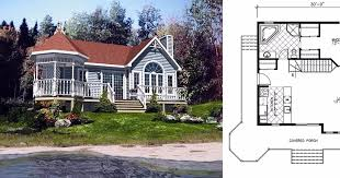 6 amazing floor plans for tiny victorian homes